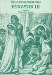 Okładka książki Ryszard III William Shakespeare