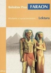 Okładka książki Faraon Bolesław Prus