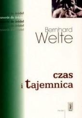 Okładka książki Czas i tajemnica Bernard Welte