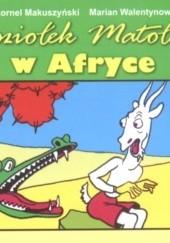 Okładka książki Koziołek Matołek w Afryce Kornel Makuszyński,Marian Walentynowicz