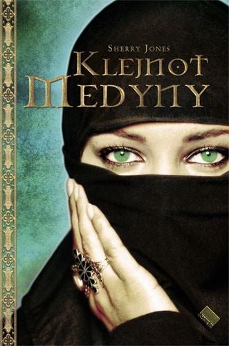 Okładka książki Klejnot Medyny Sherry Jones