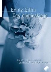 Okładka książki Coś niebieskiego