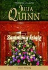 Okładka książki Zaginiony książę Julia Quinn