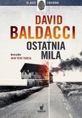 Okładka książki Ostatnia mila David Baldacci