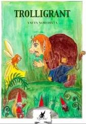 Okładka książki Trolligrant Aneta Noworyta
