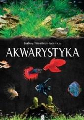 Okładka książki Akwarystyka