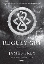 Okładka książki Endgame. Reguły Gry James Frey