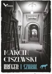 Okładka książki Krüger. Szakal Marcin Ciszewski