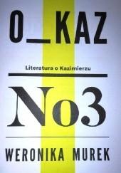 Okładka książki Każdemu po razie Weronika Murek