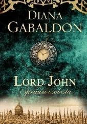 Okładka książki Lord John i sprawa osobista Diana Gabaldon