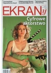 Okładka książki EKRANy numer 3-4 (31-32) / 2016 Redakcja czasopisma EKRANy