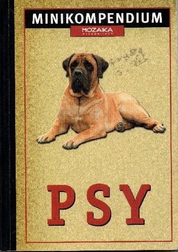Okładka książki Psy. Minikompendium Rino Falappi