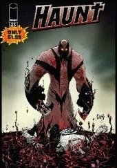 Okładka książki Haunt #13 Greg Capullo,Todd McFarlane,Robert Kirkman