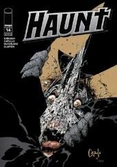 Okładka książki Haunt #14 Greg Capullo,Todd McFarlane,Robert Kirkman