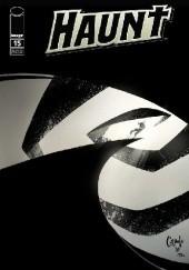Okładka książki Haunt #15 Greg Capullo,Todd McFarlane,Robert Kirkman