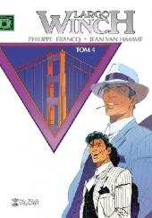 Okładka książki Largo Winch. Tom 4 Jean Van Hamme,Philippe Francq