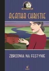 Okładka książki Zbrodnia na festynie Agatha Christie