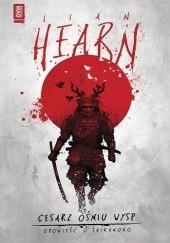 Okładka książki Cesarz Ośmiu Wysp Lian Hearn