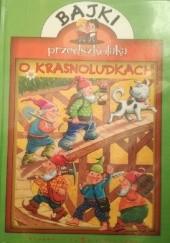 Okładka książki O krasnoludkach Edyta Wygonik-Barzyk