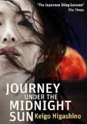Okładka książki Journey Under the Midnight Sun Keigo Higashino