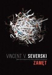 Okładka książki Zamęt Vincent V. Severski