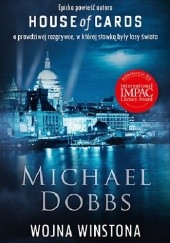 Okładka książki Wojna Winstona Michael Dobbs