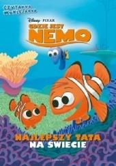 Okładka książki Gdzie jest Nemo. Najlepszy tata na świecie