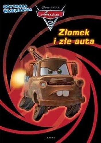 Okładka książki Auta. Złomek i złe auta Melissa Lagonegro
