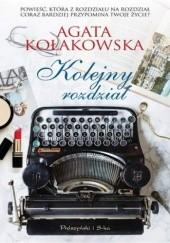 Okładka książki Kolejny rozdział Agata Kołakowska