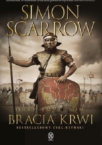 Okładka książki Bracia krwi Simon Scarrow