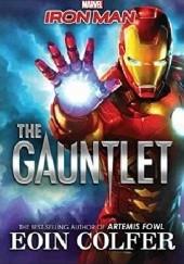 Okładka książki Iron Man: The Gauntlet
