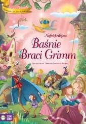 Okładka książki Najpiękniejsze Baśnie Braci Grimm Jacob Grimm,Wilhelm Grimm,Stefania Leonardi Hartley