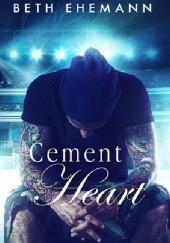 Okładka książki Cement Heart Beth Ehemann
