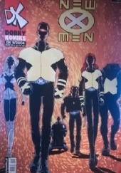 Okładka książki New X-Men #1 Grant Morrison