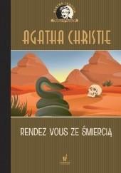 Okładka książki Rendez Vous ze śmiercią Agatha Christie