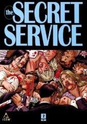 Okładka książki The Secret Service #2 Dave Gibbons,Mark Millar