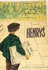 Okładka książki Henryś Benedykt Hertz