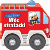 Okładka książki Brum! Brum! Wóz strażacki
