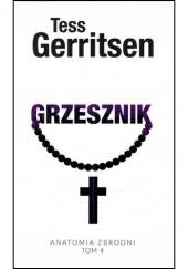 Okładka książki Grzesznik Tess Gerritsen