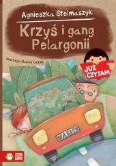 Okładka książki Krzyś i gang pelargonii