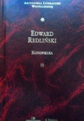 Okładka książki Konopielka Edward Redliński