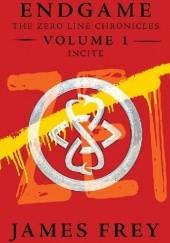 Okładka książki Incite James Frey
