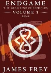 Okładka książki Reap James Frey