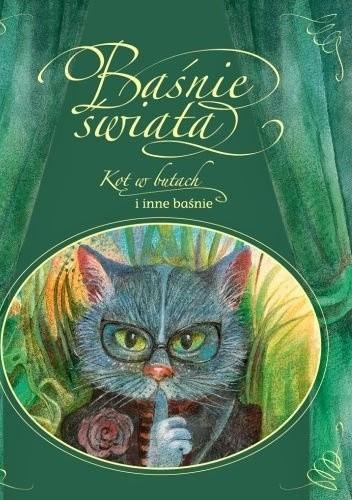 Okładka książki Kot w butach i inne baśnie praca zbiorowa