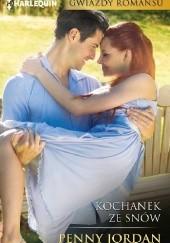 Okładka książki Kochanek ze snów Penny Jordan