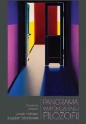 Okładka książki Panorama współczesnej filozofii