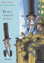 Okładka książki Brodacz i maszyna do bicia