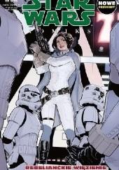Okładka książki Star Wars Komiks 6/2016 - Rebelianckie Więzienie Mike Mayhew,Jason Aaron,Kieron Gillen,Leinil Francis Yu,Angel Unzueta
