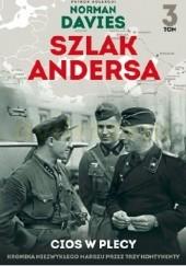 Okładka książki Cios w plecy. Agresja sowiecka na Rzeczpospolitą 17 września 1939 Marek Gałęzowski