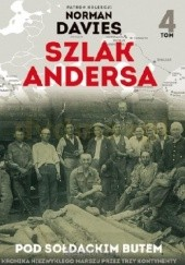 Okładka książki Pod sołdackim butem. Sowiecka okupacja Kresów Maciej Rosalak